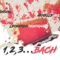 Création affiche concert 3 pianos