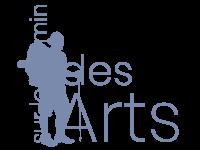 Webdesigner Graphiste Freelance Tours logo Sur le Chemin des Arts