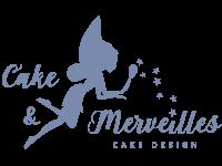 Webdesigner Graphiste Freelance Tours logo Cake et Merveilles