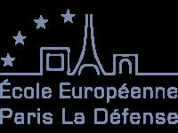 Logo Ecole Européenne Paris La Défense
